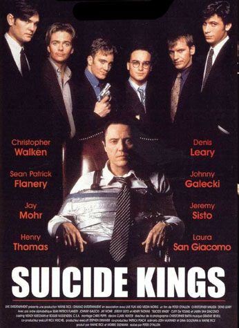Suicide Kings movie poster