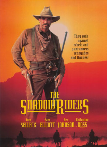 Shadow Riders movie poster