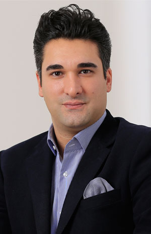 Photo of Deniz Kaya - Chief Marketing Officer