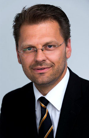 Photo of Joerg Fronzke - Chief Financial Officer